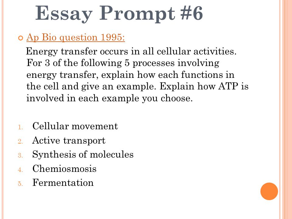 ap essay questions for biology Ap biology essay questions by topic - dissertations and resumes at most attractive prices essays & dissertations written by high class writers work with our scholars to receive the quality review following the requirements.