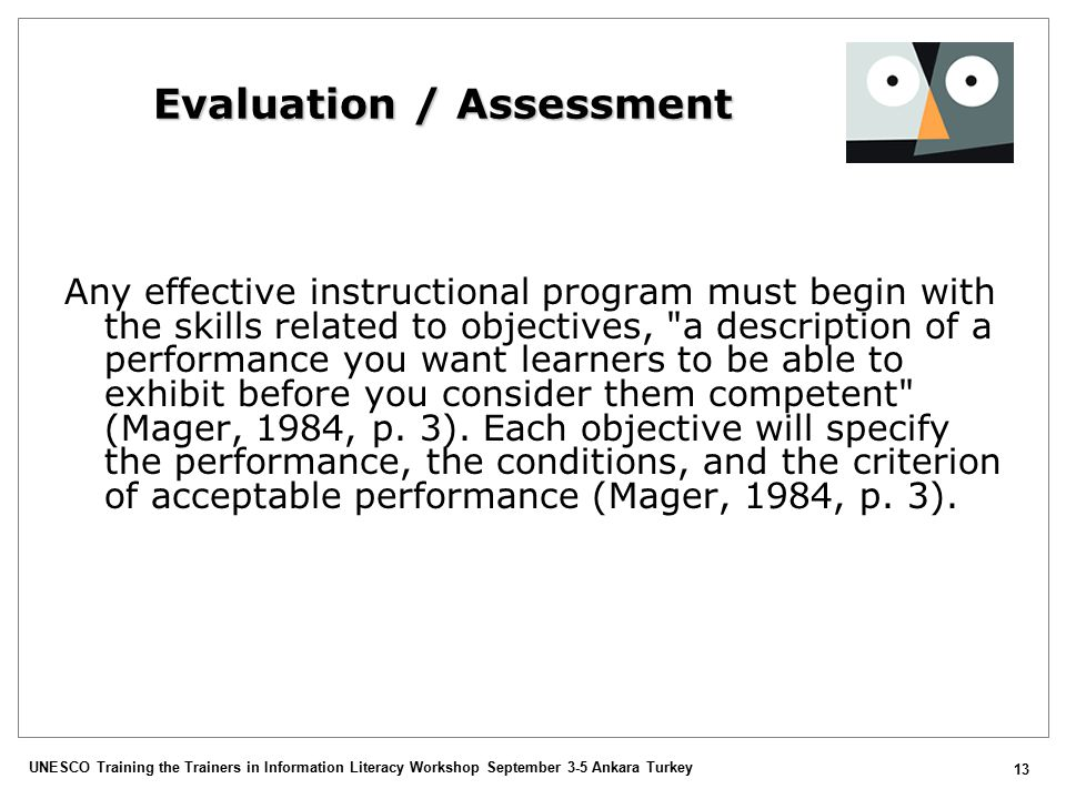 evaluate the assessments you have carried You can also package jobs to run them on computers that don't have the in several assessments you can use the minifilter be carried over if content.