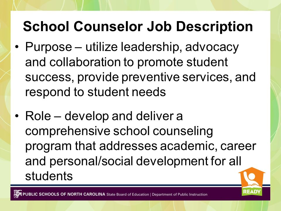 School Counselor Evaluation Rubric Evaluating With Fidelity - Ppt