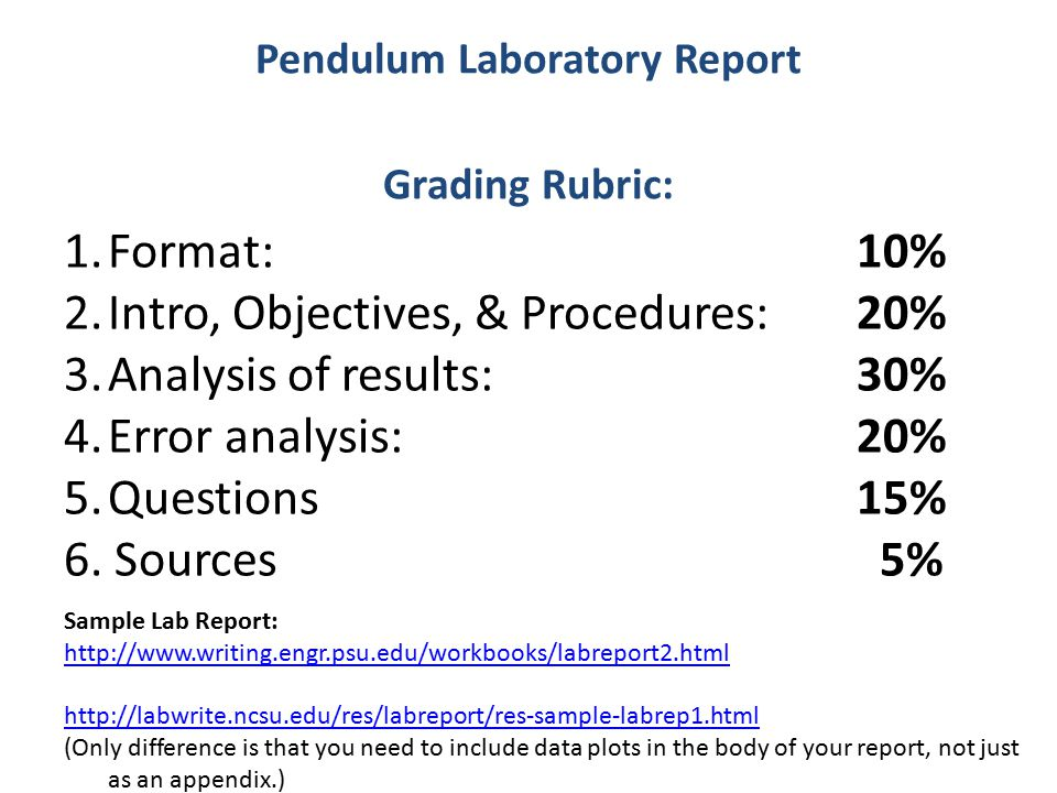 Lab Report Data Analysis Example Image Gallery - Hcpr