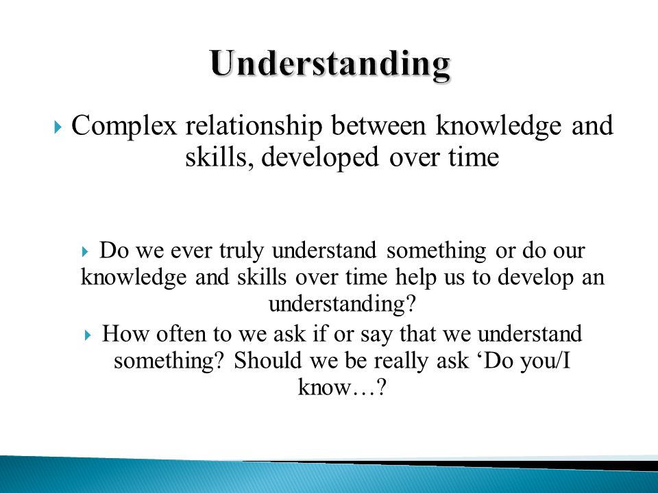 relationship between knowledge and wisdom