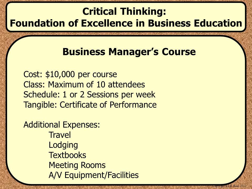 critical thinking foundation Thinkingfoundation.