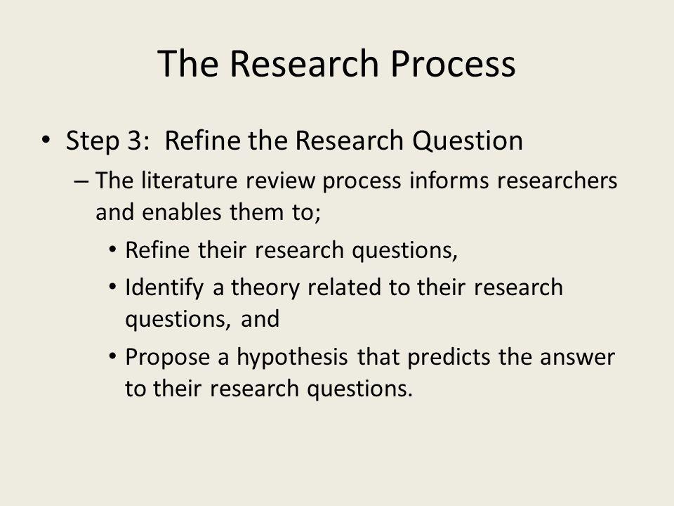 literature review for research methods Literature review as a research method t-765050 methods for software engineering and business research varvana myllärniemi varvanamyllarniemi@aaltofi.