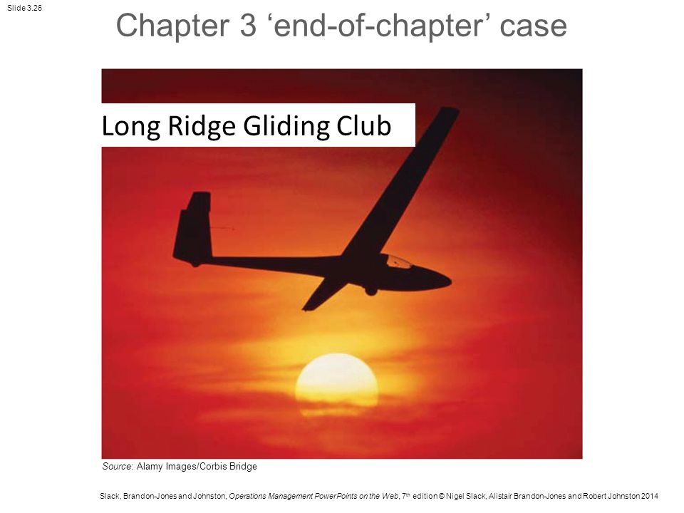 Long Ridge Gliding Club Essay