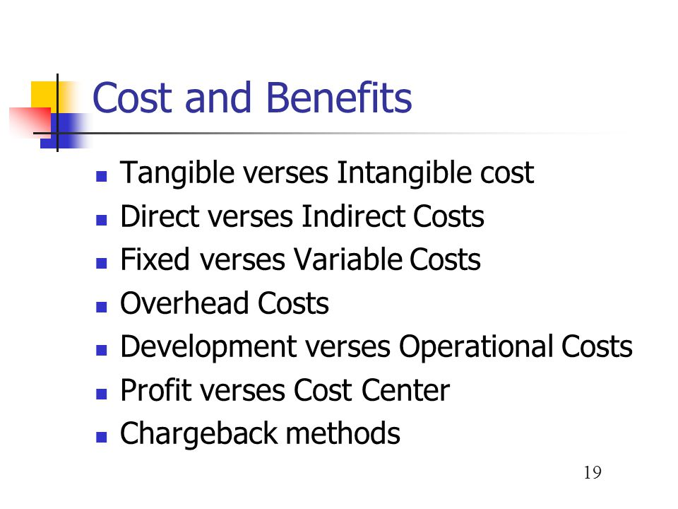 advantages of direct costing 1   page costing policy appendix 1: direct and indirect cost matrix direct and indirect cost matrix for administrative and accounting purposes, these costs are grouped into two categories-direct and.