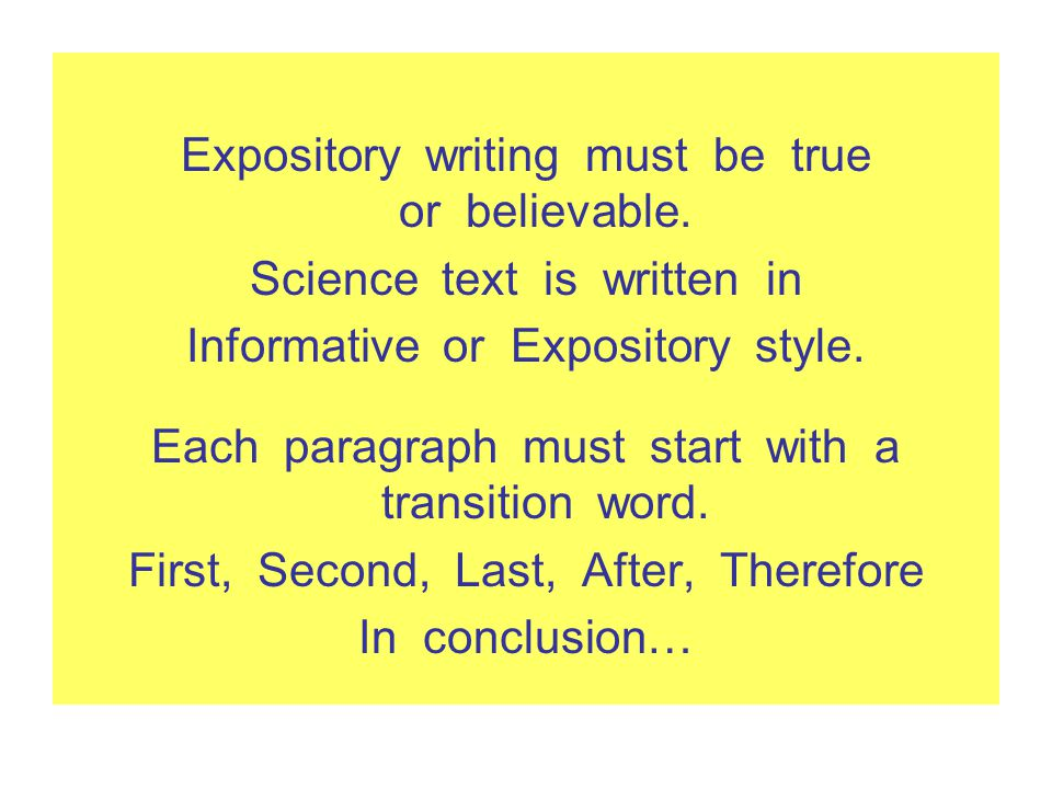 transition words for expository writing Next previousprevious.