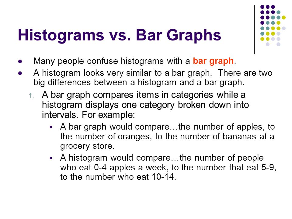 how to create a histogram in numbers for mac