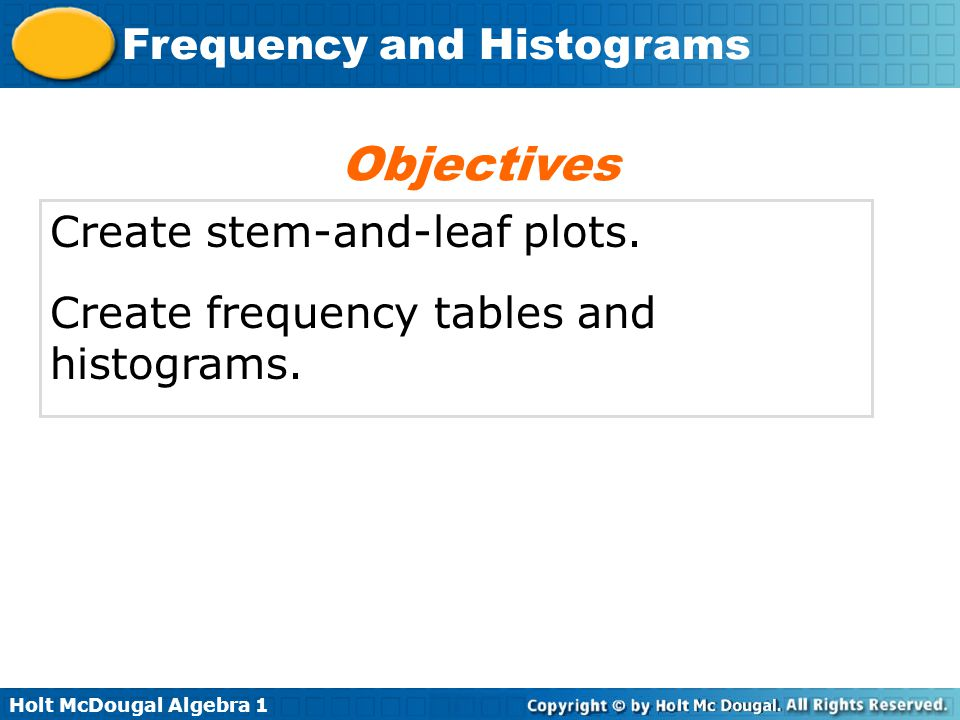 how to create stem and leaf plot