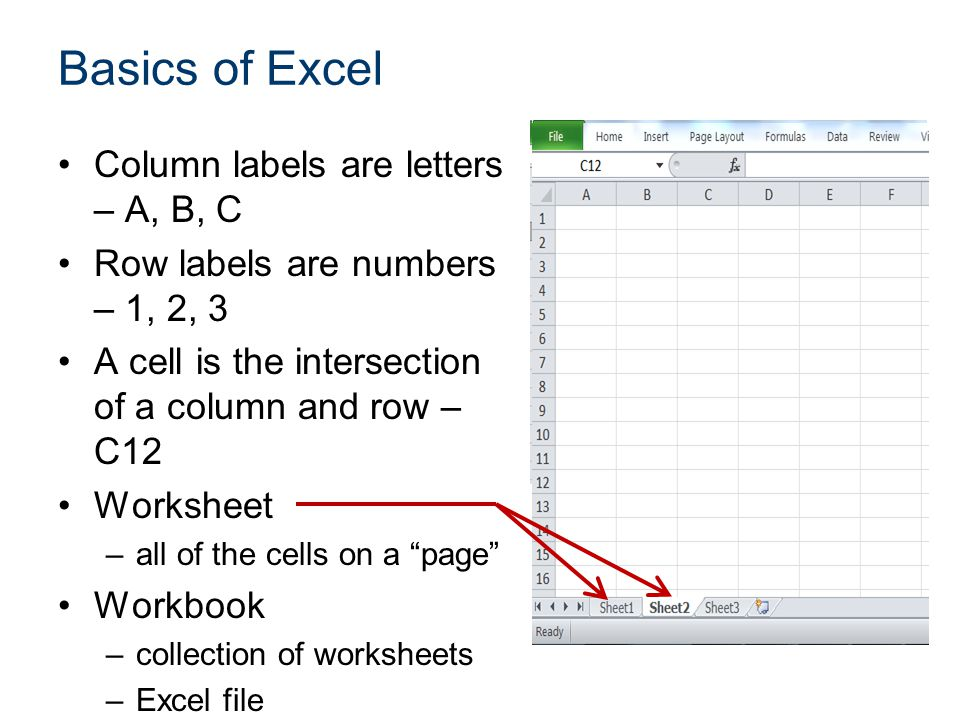 how to change column labels in excel