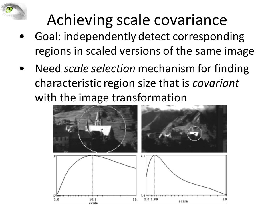 Achieving scale covariance