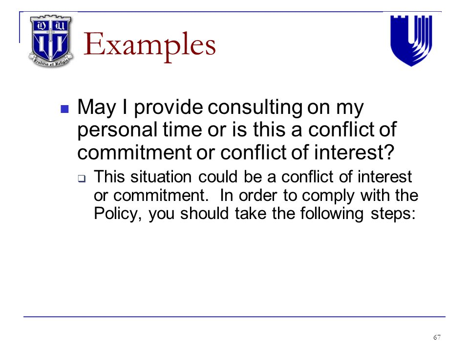 conflict of interest management plan template - conflict of interest at duke identification and
