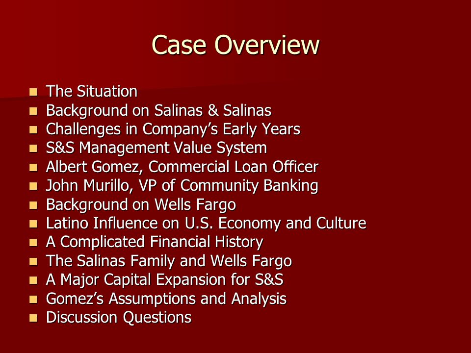 wells fargo online financial services a case study This case is about harvard case study analysis solution get your wells fargo online financial services (a) case solution.