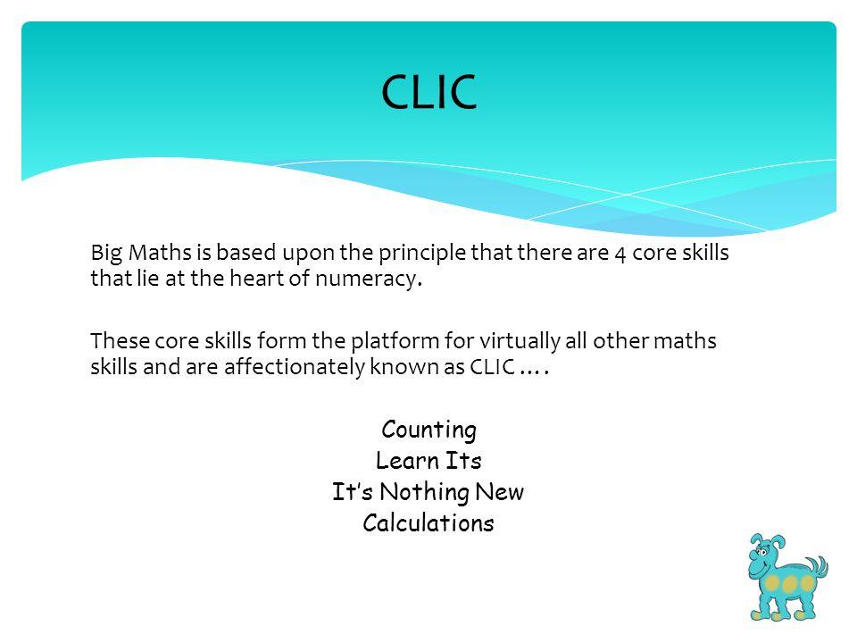 Big Maths, Beat That! - Mathematics Shed