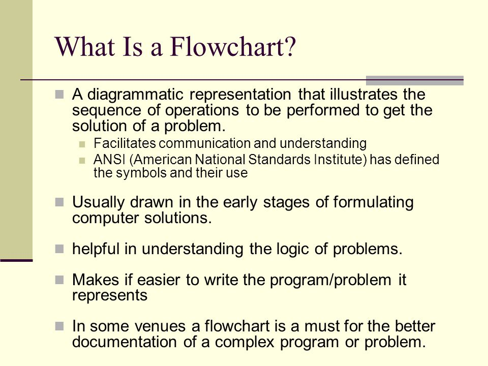 Flowcharts  Ppt Download