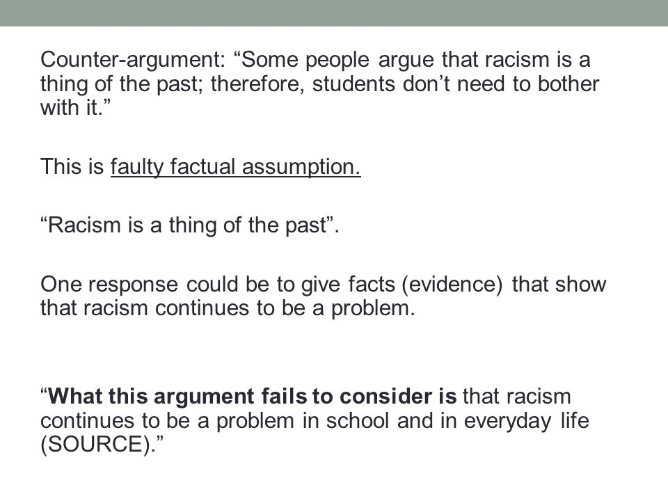 what is racism essay introduction