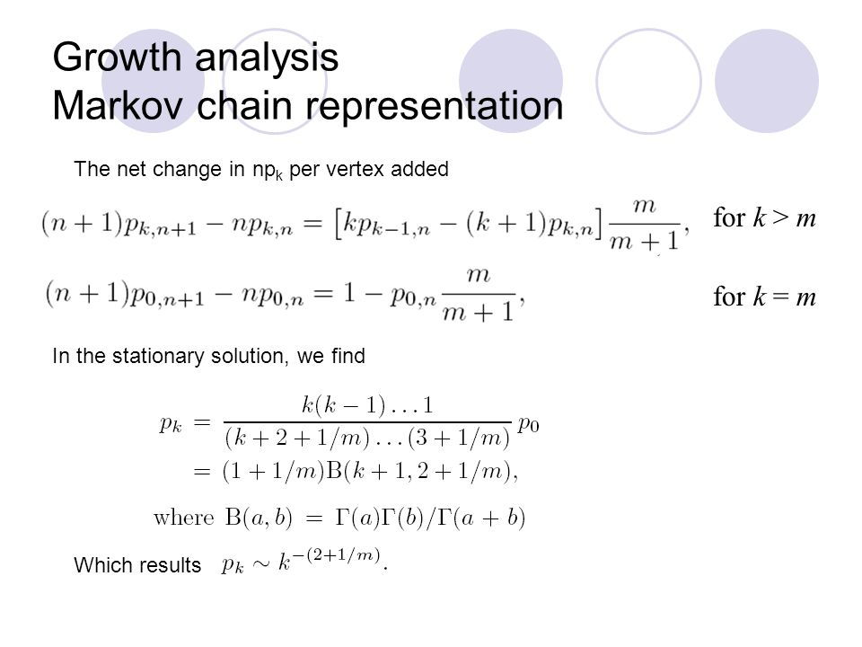 markov case study The specific focus of this case study is to produce usable source code for  handling hidden markov models (hmms) from a domain specific language ( dsl.