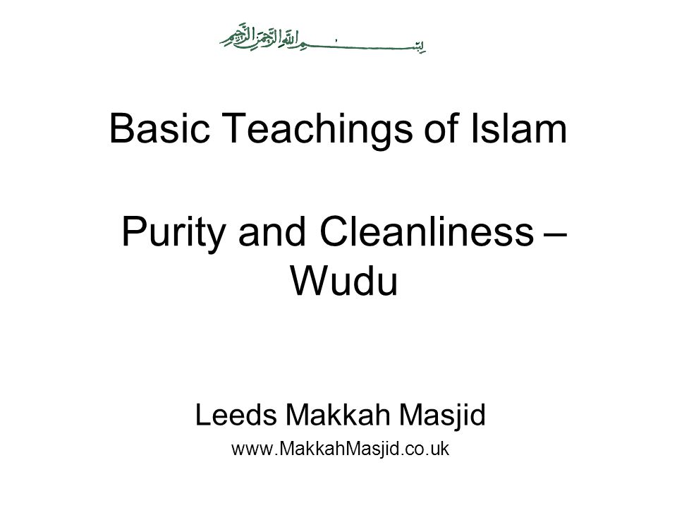 the basic teachings of islam 75 the basic teachings of islam this article is a revision of a public lecture given by this institute on 20 january 2006 yoshiko oda.