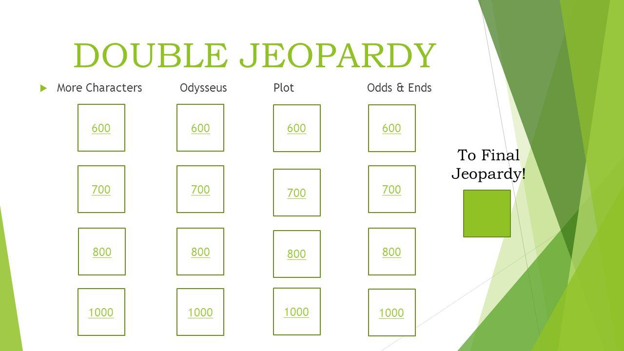 First Grade Jeopardy Jeopardy Template - mandegar.info