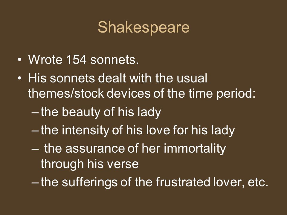 when performed shakespeare publish his or her sonnets