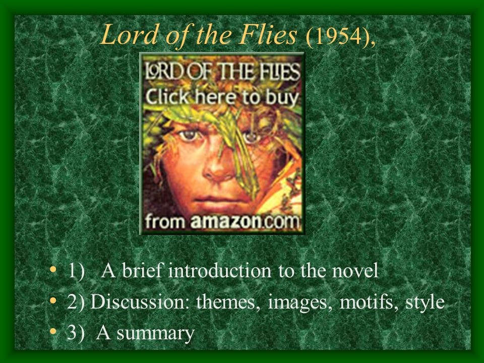 The effects of fears on the boys in lord of the flies a novel by william golding