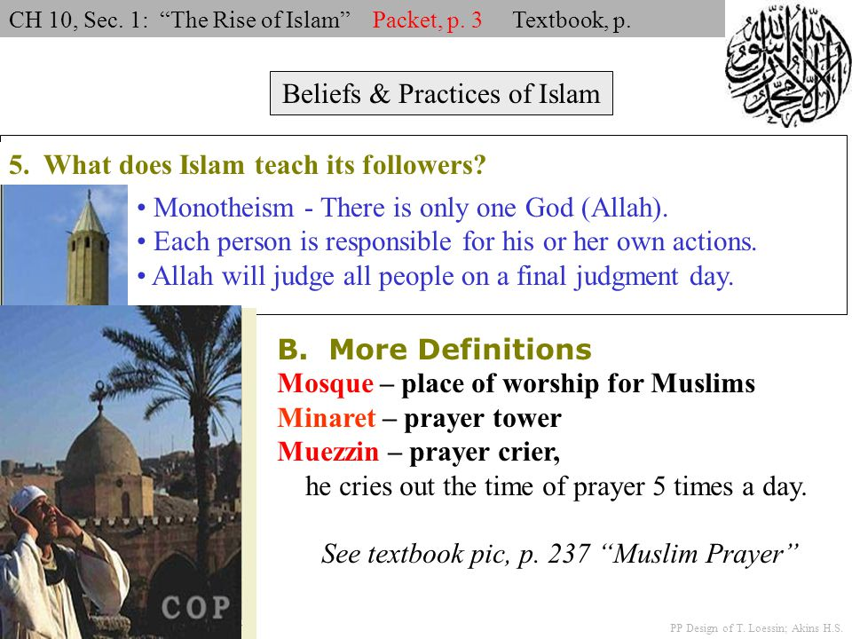 islam and its practices Islam its beliefs and practices an introduction to the study of the religious beliefs and practices of the muslims by john a subhan, ba, b,d.