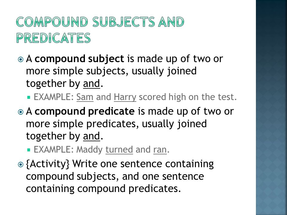Simple and compound sentences (video) | khan academy.