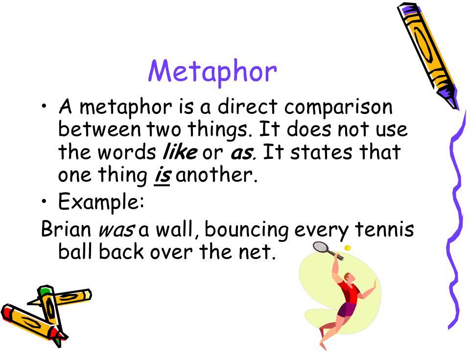 Direct Metaphor Definition Militaryalicious