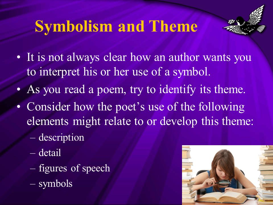 What is W.B. Yeats' definition of symbolism?
