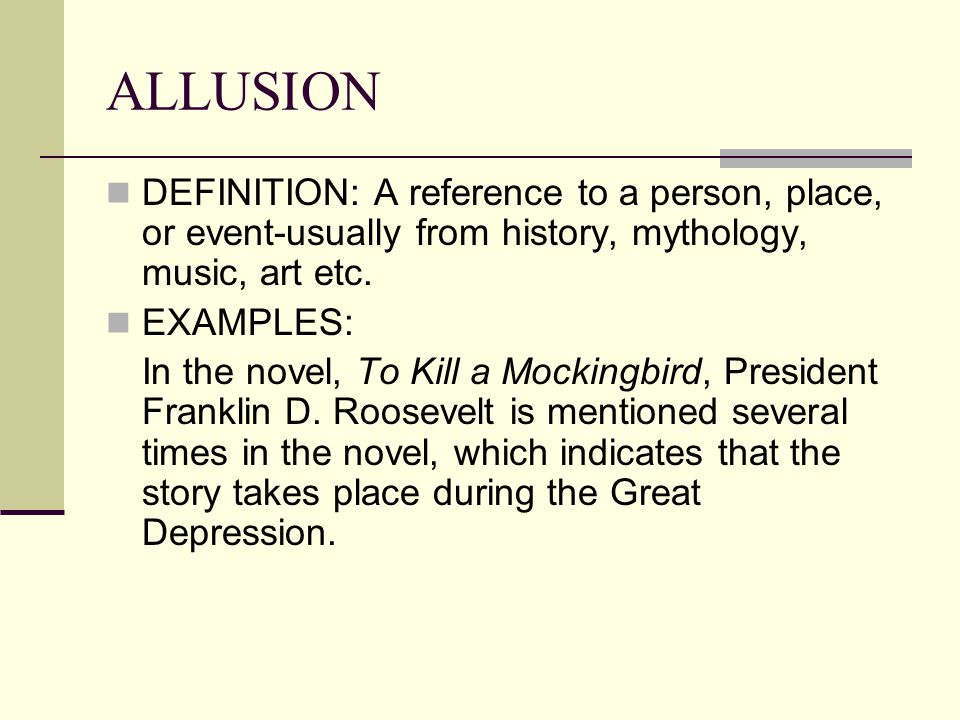 kill mockingbird allusions This video was published strictly for the benefit of my english project.