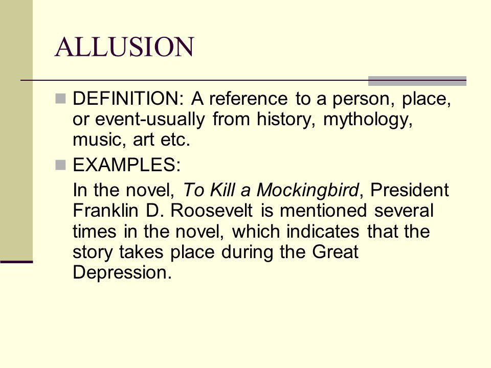 kill mockingbird allusions Please download the to kill a mockingbird webquest here please download the  to kill a mockingbird allusions list here please download the map of.