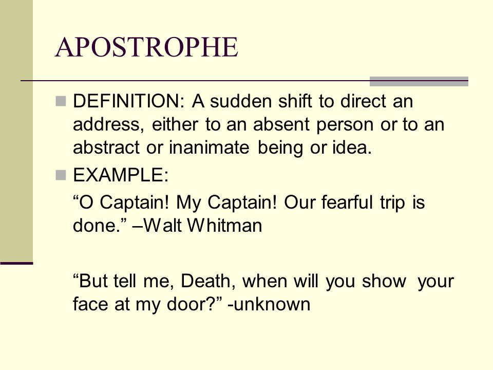TONE DEFINITION: It is the attitude a writer takes toward ...