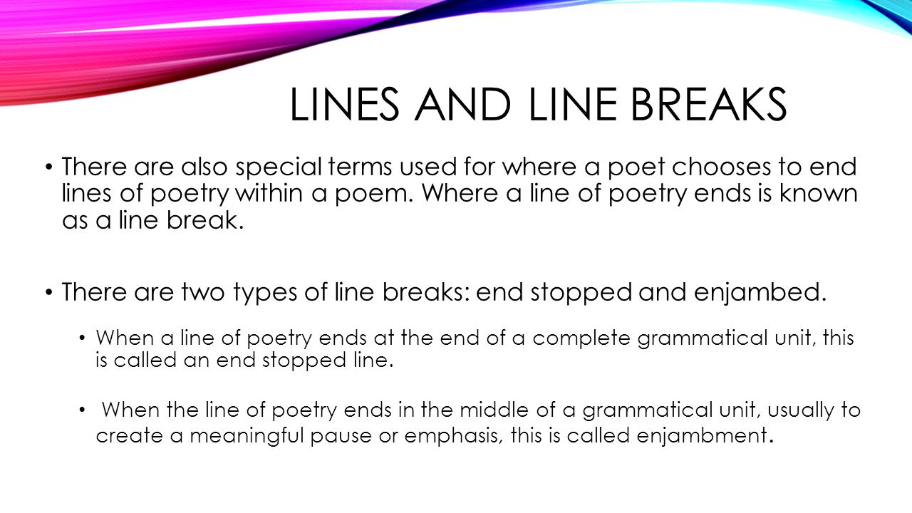 dickmans use of line breaks Ritf study guide 2013 - download as pdf (acknowledgement and use of other looking at the final line of this chapterexperienced peelers do this swiftly.