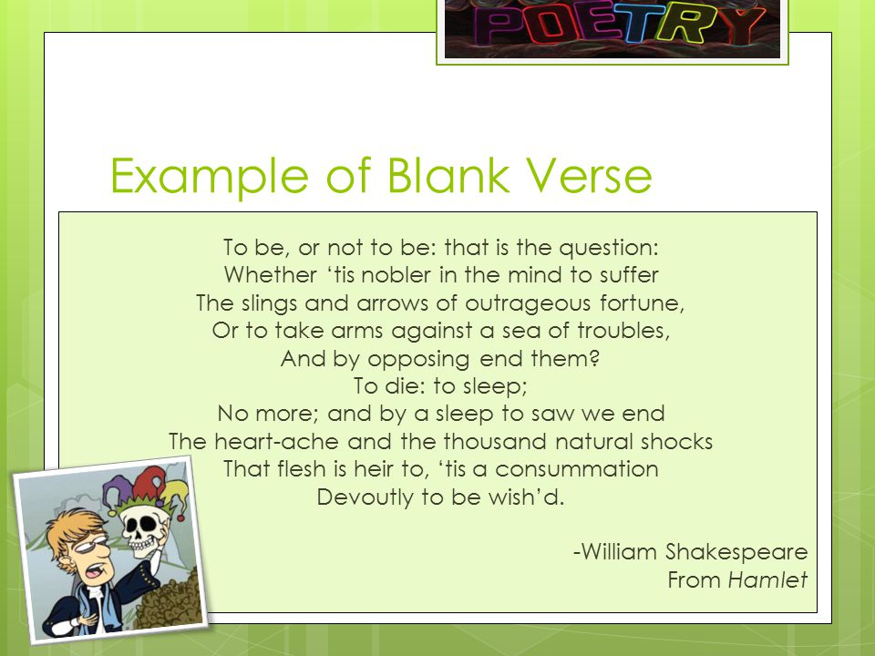 Elements Of Poetry 11th Grade Ms Polson Ppt Video Online Download