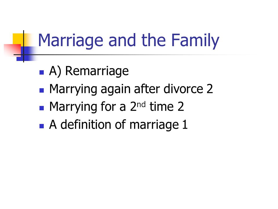 Thymes definition of marriage
