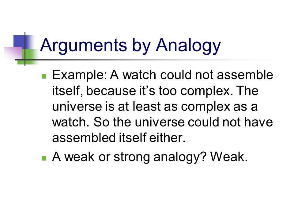 Argument By Analogy Example Image Collections Example Cover Letter