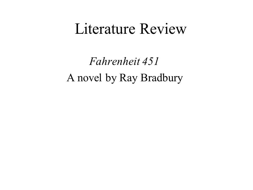 fahrenheit 451 book review essay