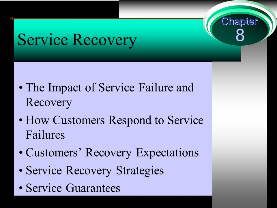 chapterservice recovery the impact of service Chapter 13 complaint handling and service recovery ch 13 complaint handling and service recovery - duration: 4:32.