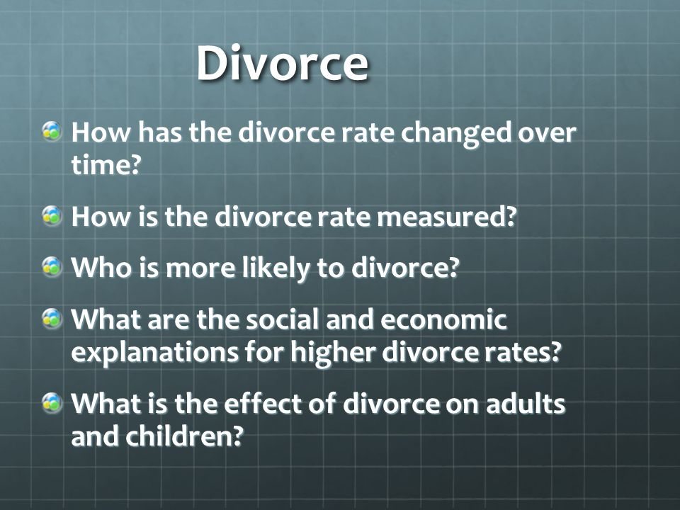 a sociological explanations for the divorce phenomenon in australia Studentshare is an excellent platform for you to get inspired,  jesus cultural explanations department anglo saxon hero big deal columbian show more.