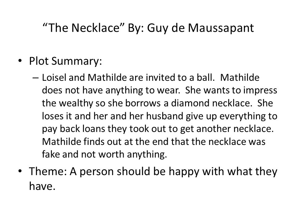 The necklace summary all collections of necklace the necklace summary ccuart Image collections