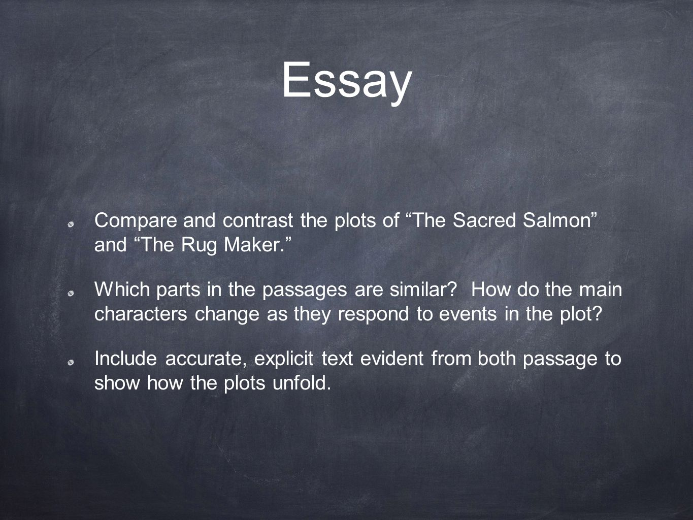 A level english essay introductions