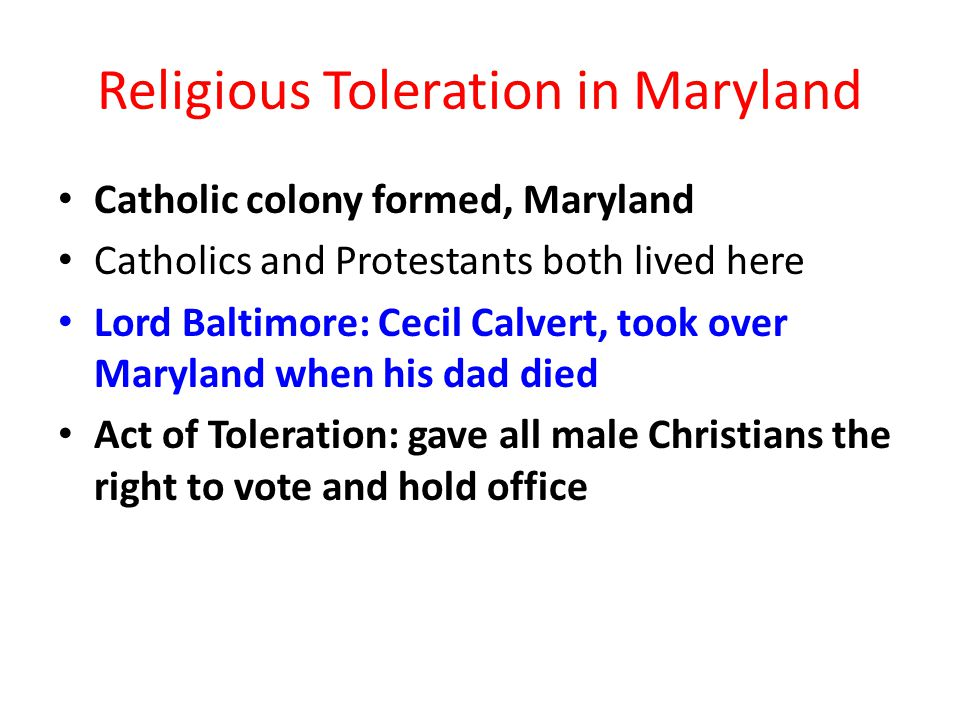 religious toleration Religious tolerance is a growing social movement in america, and it should be we live in a world of religious pluralism there are about 2 billion christians, more than 1 billion muslims, 700+ million hindus, 350+ million buddhists, 150 million atheists, 14 million jews, etc.