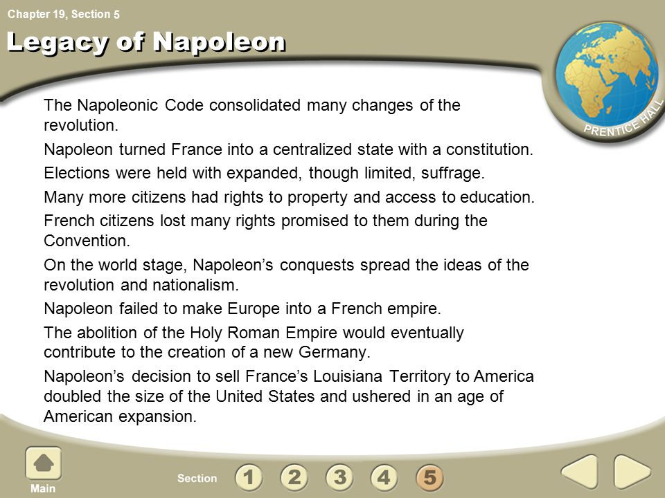 napoleons revolutionized french education system This was a large accomplishment that allowed him to enroll his sons, napoleon and joseph, in france's college d'autun.