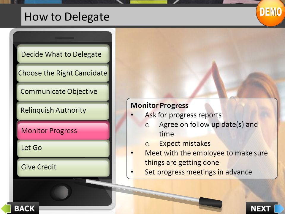how to decide what to delegate
