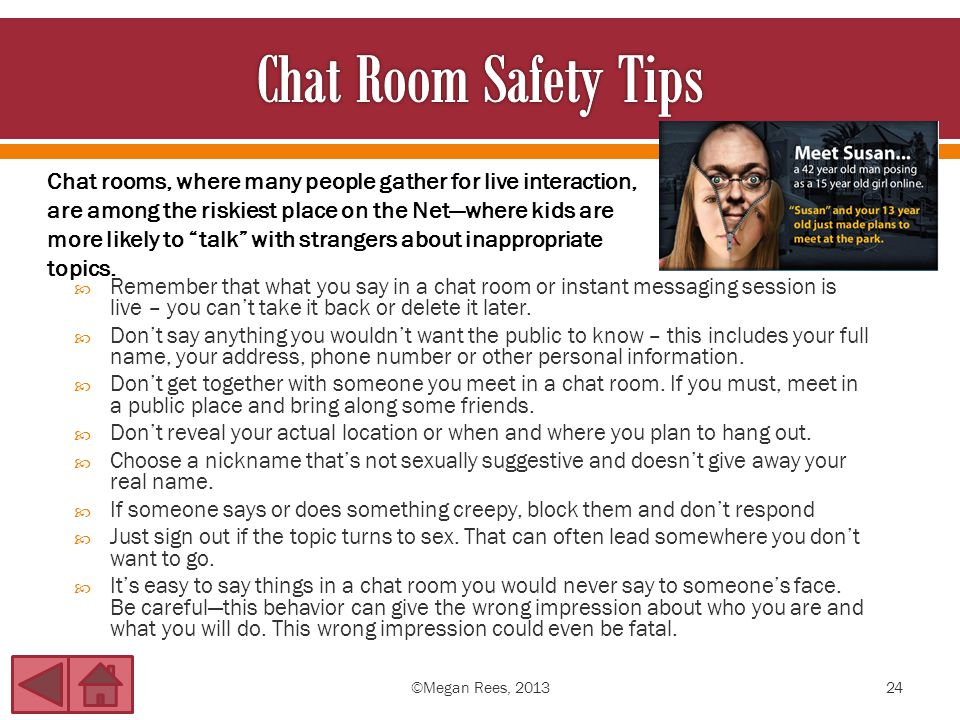 good chat room topics learned