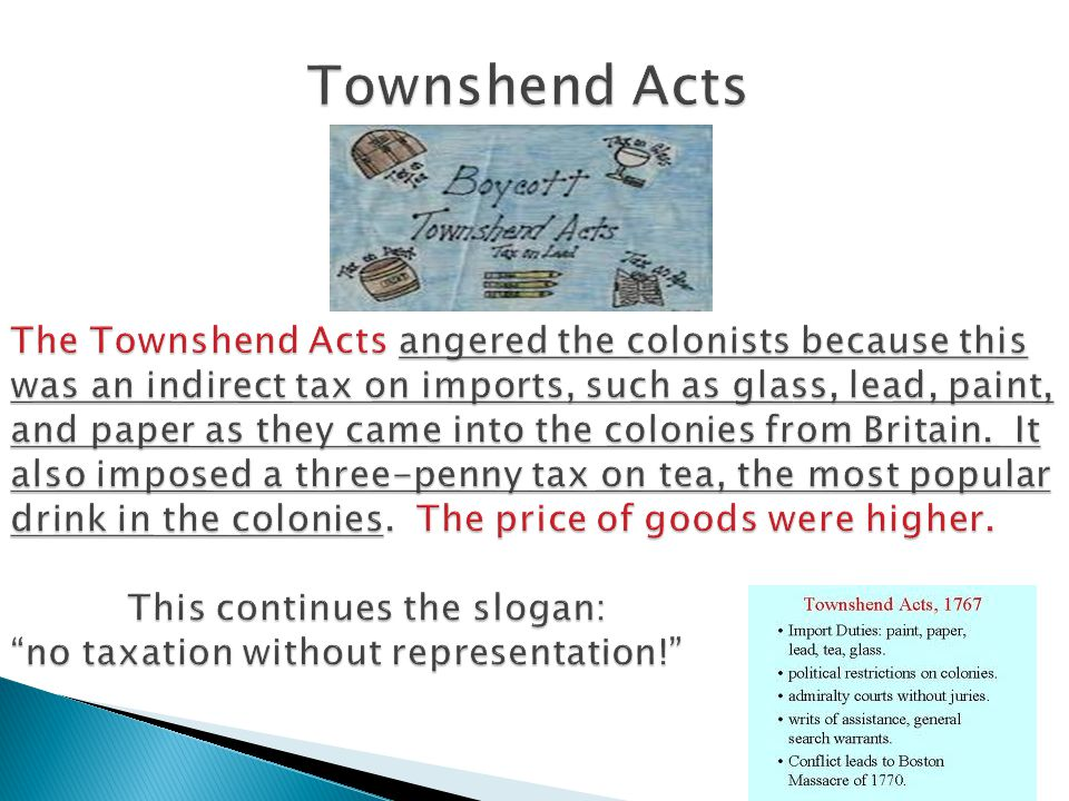 explain the meaning of the slogan no taxation without representation The phrase no taxation without representation was coined by reverend jonathan mayhew in a sermon in boston in 1750 by 1765 the term no taxation without representation was in use in boston boston politician james otis was most famously associated with the term,.