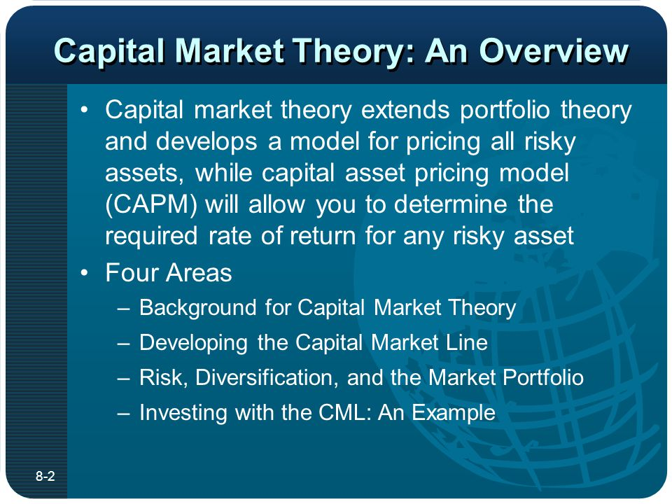 an introduction to an analysis of the capital asset pricing model capm A comparative analysis of the three-factor and the capital asset pricing models  since its introduction in 1992,  factor capital asset pricing model.
