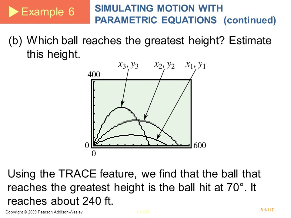 (b) Which ball reaches the greatest height Estimate this height.