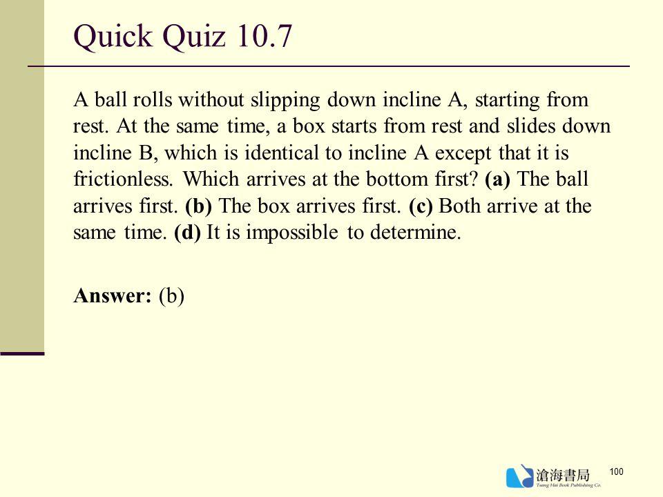 Quick Quiz 10.7