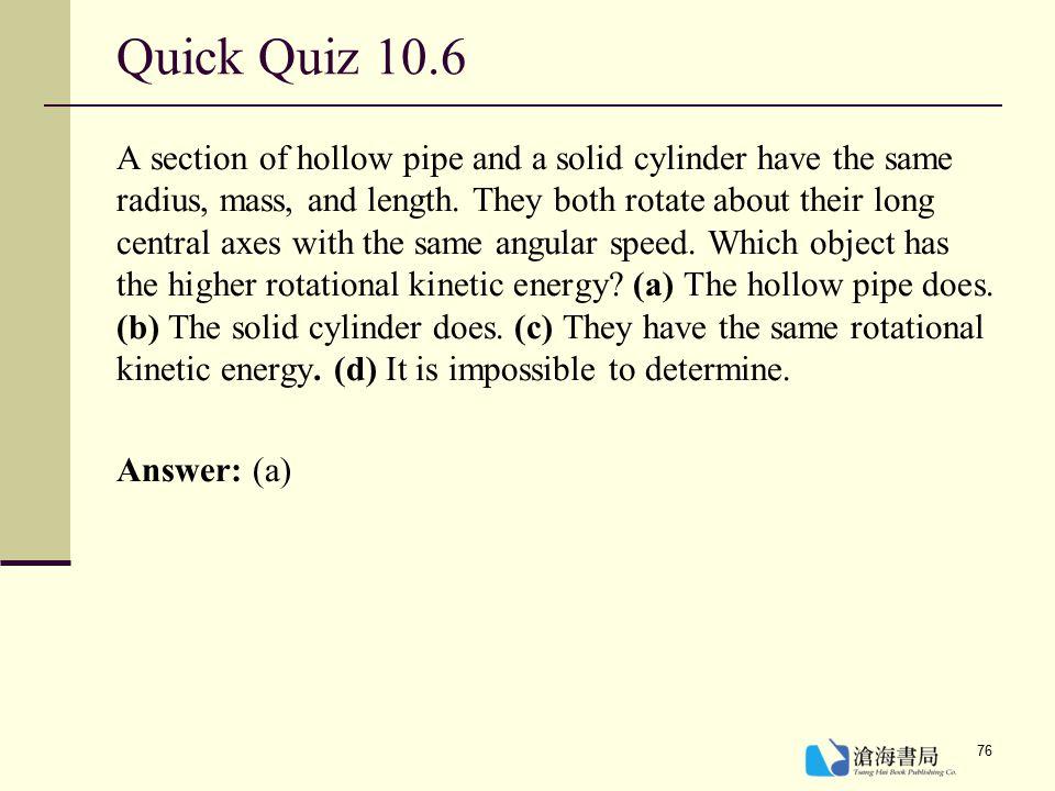 Quick Quiz 10.6