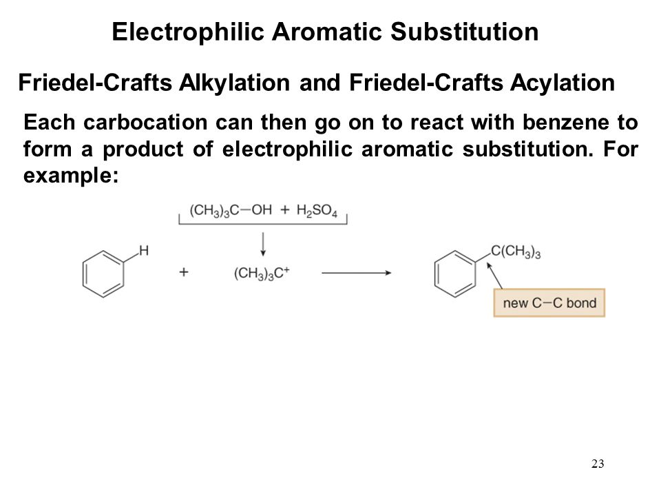 friedel crafts alkylation essay example Here's an example of an intermolecular friedel-crafts alkylation  and the full  paper on the study of rates of rearrangement versus ring closure.